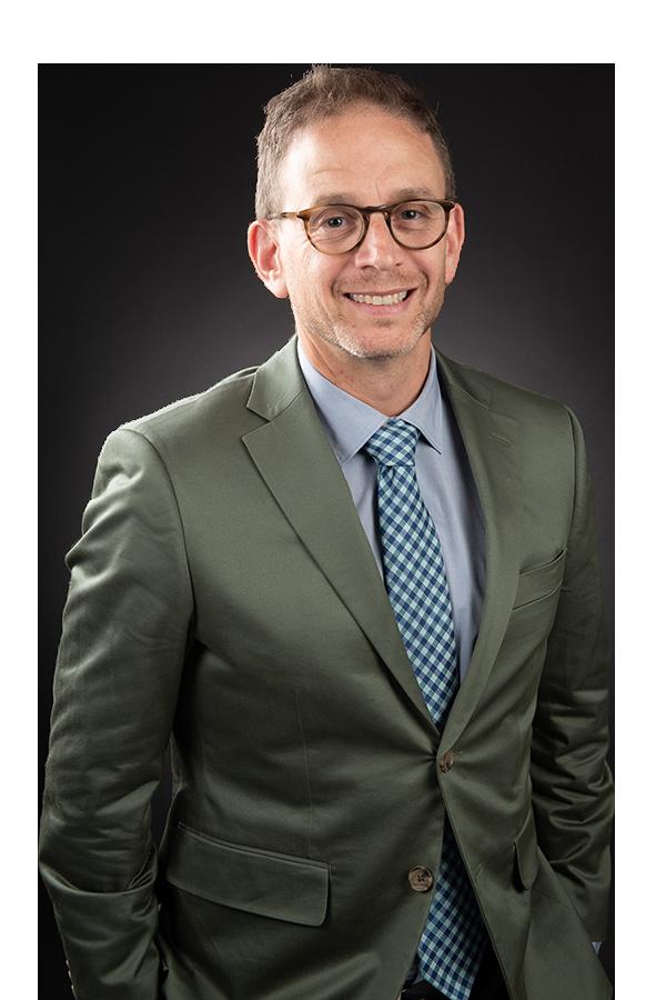 Dr Jason Berman, CSCI President 2019/2020